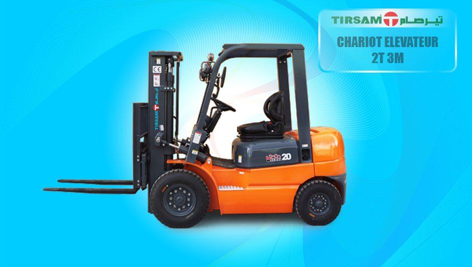 2t diesel 3m TIRSAM
